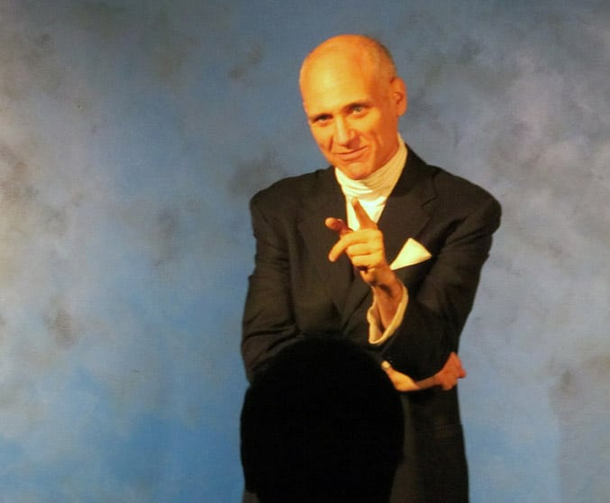 Ted Greenberg's The Complete Performer |NYC comedy show